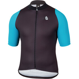 Etxeondo Maillot M/C Neo Koszulka kolarska Mężczyźni niebieski/czarny